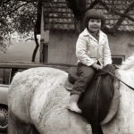 Mein Vater war ein Pferdenarr, noch Fragen?